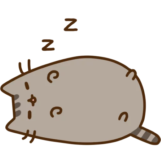 Pusheen 1 - Sticker 4