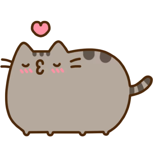 Pusheen 1 - Sticker 14