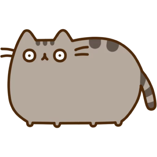 Pusheen 1 - Sticker 5