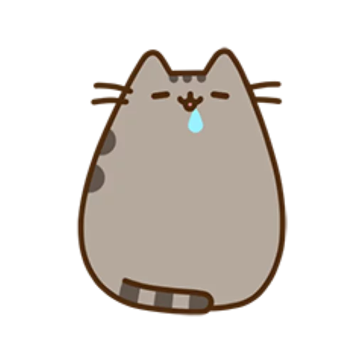 Pusheen 1 - Sticker 22