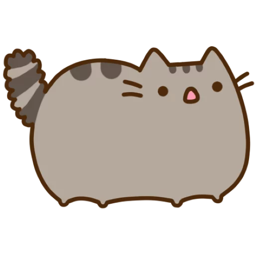Pusheen 1 - Sticker 13