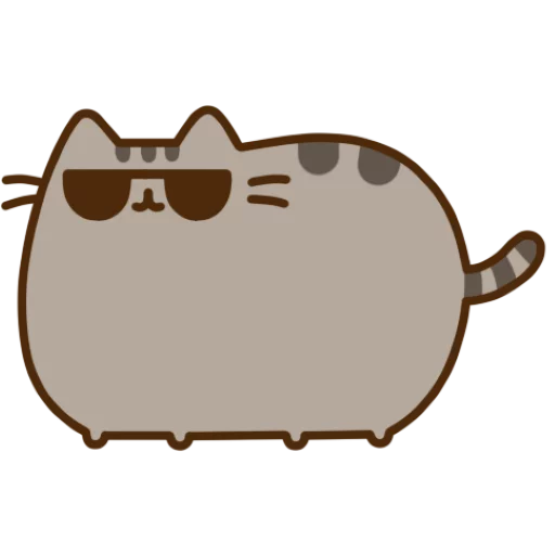 Pusheen 1 - Sticker 2