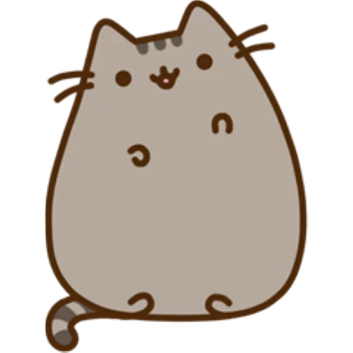 Pusheen 1 - Sticker 21