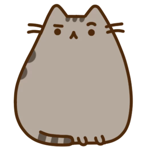 Pusheen 1 - Sticker 15