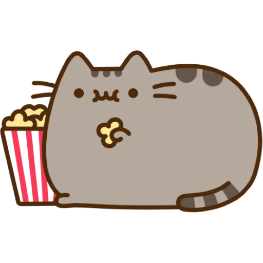 Pusheen 1 - Sticker 17