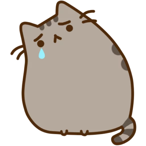 Pusheen 1 - Sticker 6