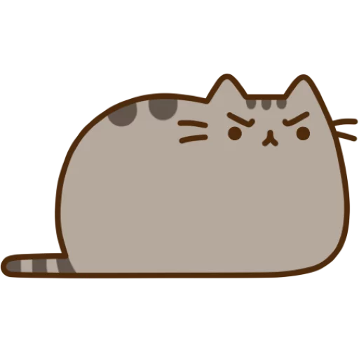 Pusheen 1 - Sticker 9