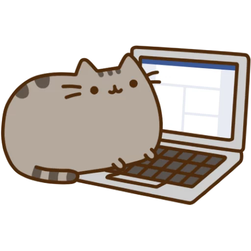 Pusheen 1 - Sticker 19