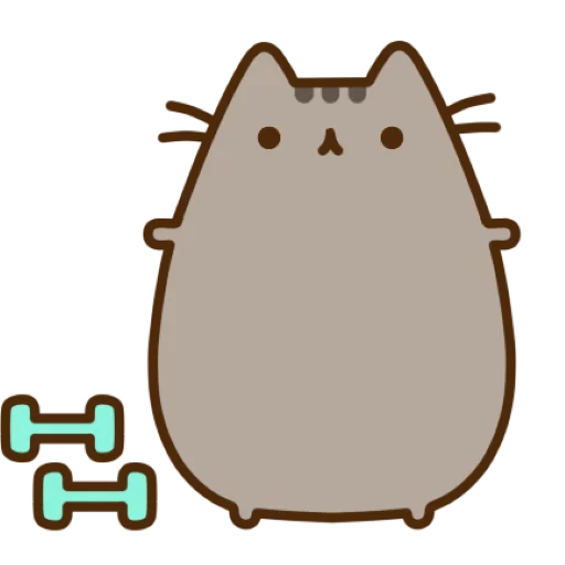 Pusheen 1 - Sticker 20
