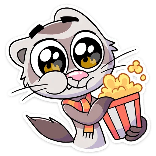 Vins the cat - Sticker 21