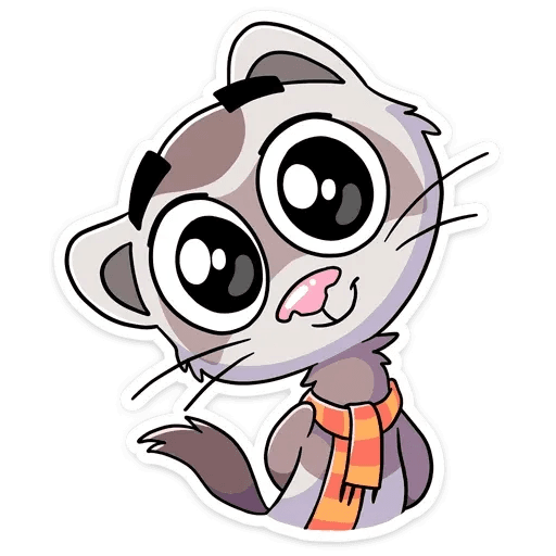 Vins the cat - Sticker 7