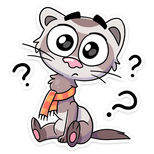 Vins the cat - Sticker 19
