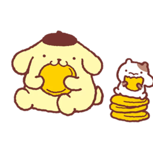 Pompompurin/1 - Sticker 17