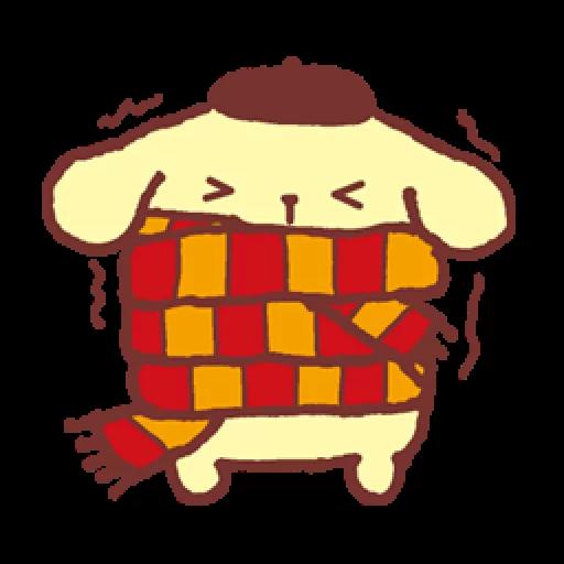 Pompompurin/1 - Sticker 8