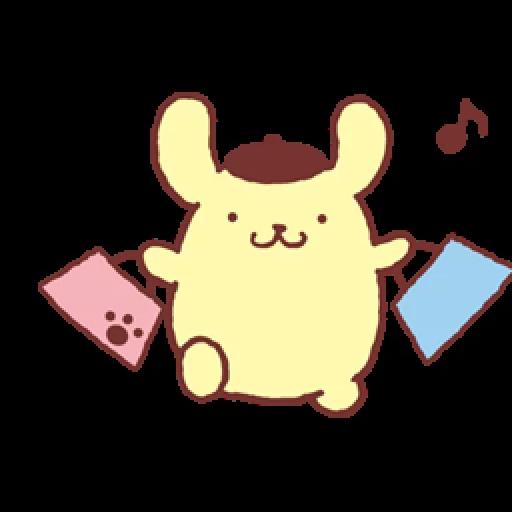 Pompompurin/1 - Sticker 2