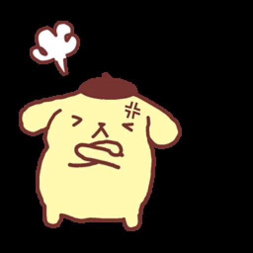 Pompompurin/1 - Sticker 15