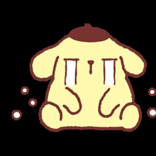 Pompompurin/1 - Sticker 13