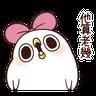 雞16 - Tray Sticker