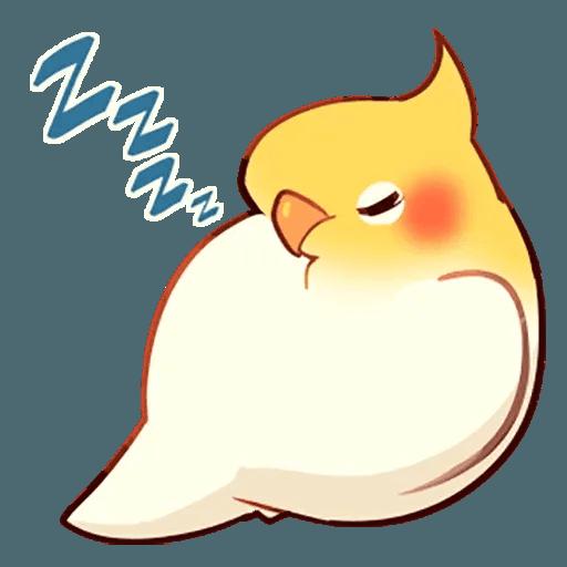 Bird - Sticker 30