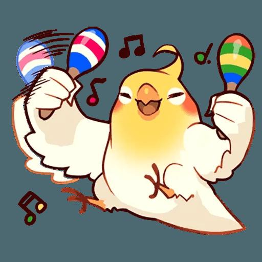 Bird - Sticker 10