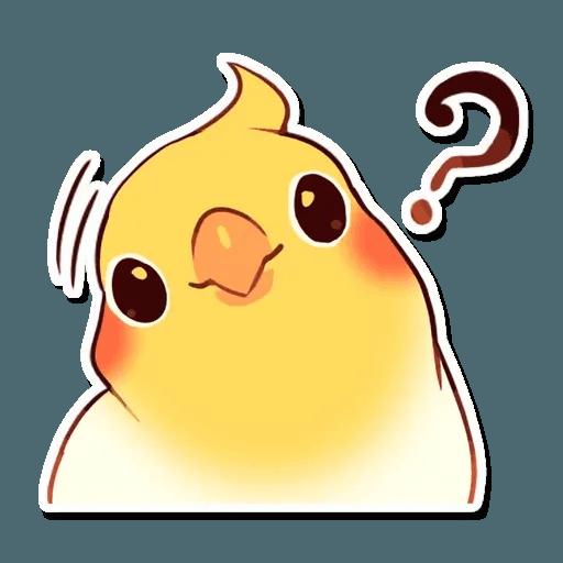 Bird - Sticker 13