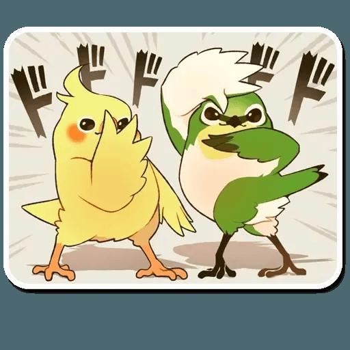 Bird - Sticker 1