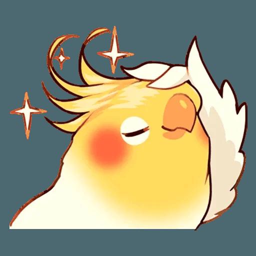 Bird - Sticker 29