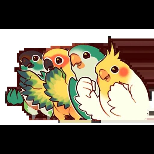 Bird - Sticker 28