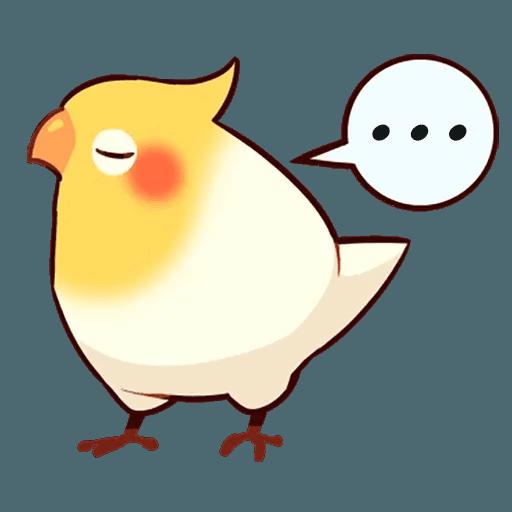 Bird - Sticker 16