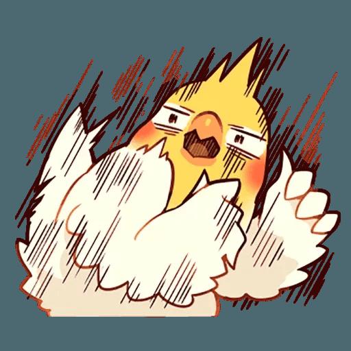 Bird - Sticker 7