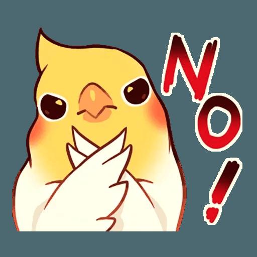 Bird - Sticker 24