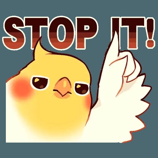 Bird - Sticker 23