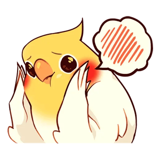 Bird - Sticker 17