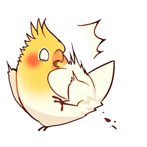 Bird - Sticker 4