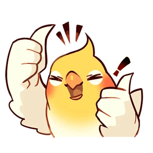 Bird - Sticker 3