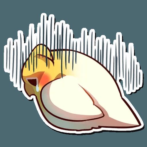 Bird - Sticker 22