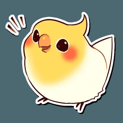 Bird - Sticker 26