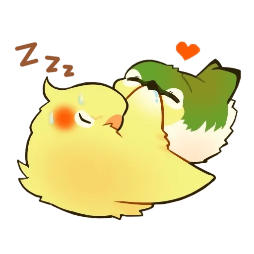 Bird - Sticker 2