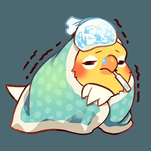 Bird - Sticker 9