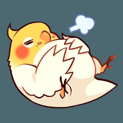 Bird - Sticker 19