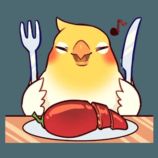 Bird - Sticker 18