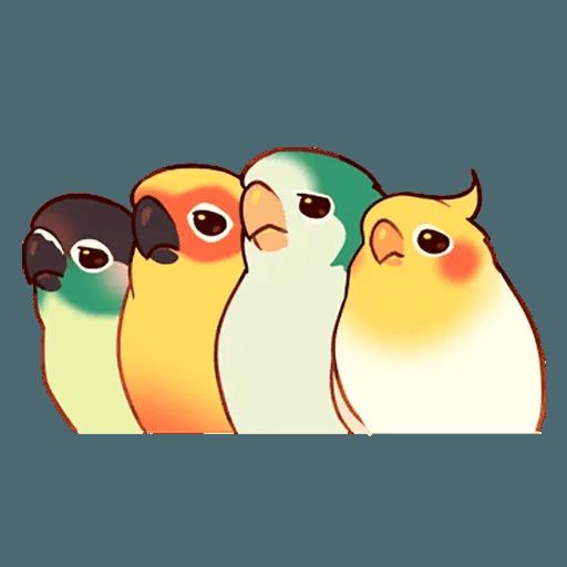 Bird - Sticker 27