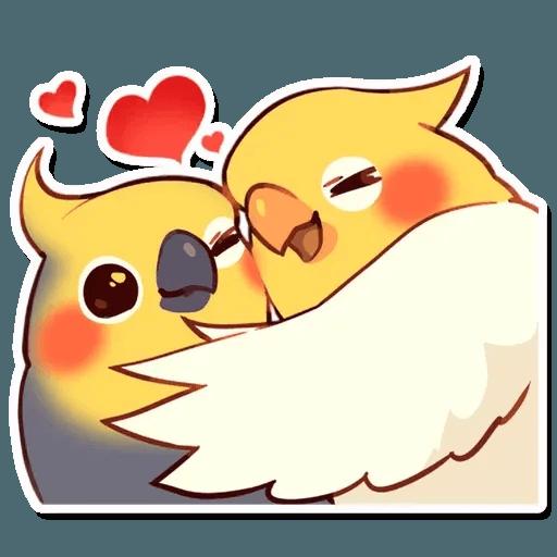 Bird - Sticker 20