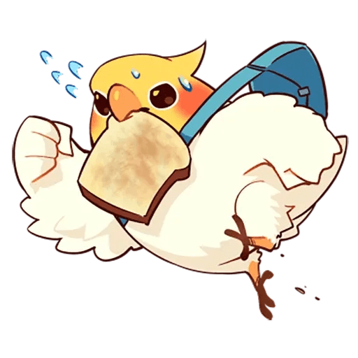 Bird - Sticker 6