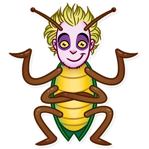 Beetlejuice - Sticker 14