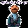 فامیل دور - Tray Sticker