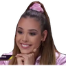 Danna Paola - Tray Sticker