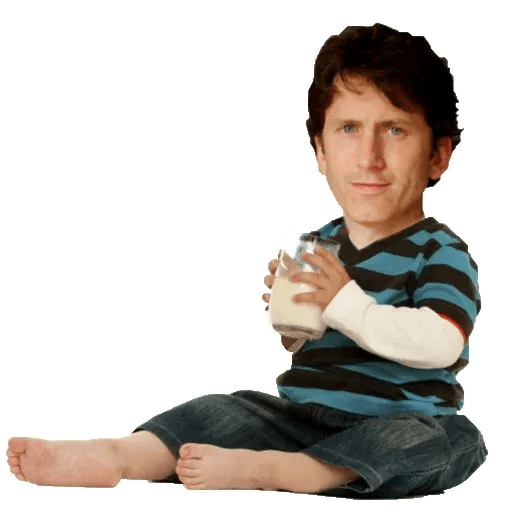 Todd Howard 2 - Sticker 20