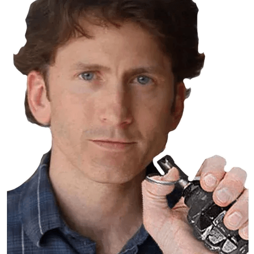 Todd Howard 2 - Sticker 2