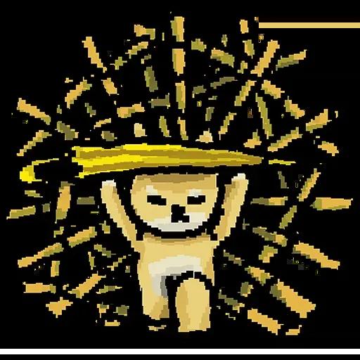 LIHKGPigDogCow - Sticker 21